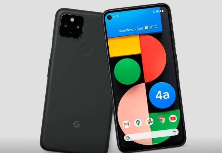 10 Фактов про смартфон Google Pixel 5