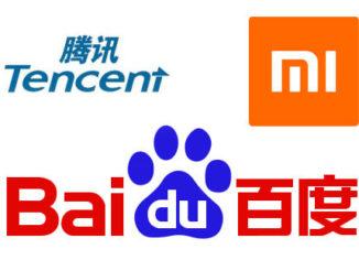 Китайские IT-компании